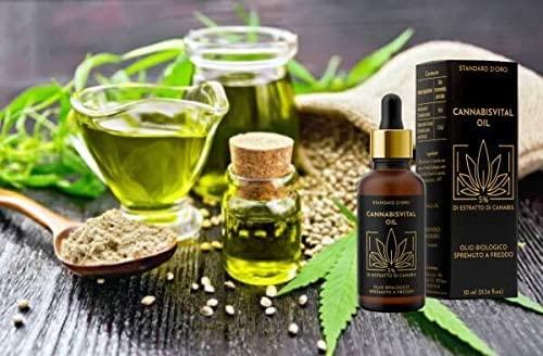 La composición del aceite de Cannabisvital Oil