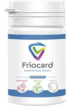 reducir la presión arterial con el suplemento Friocard